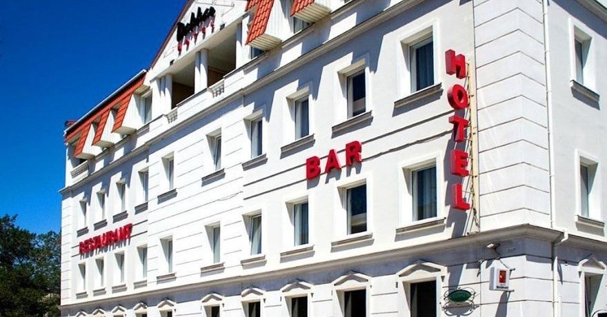 Официальное фото Отеля Даккар  звезды