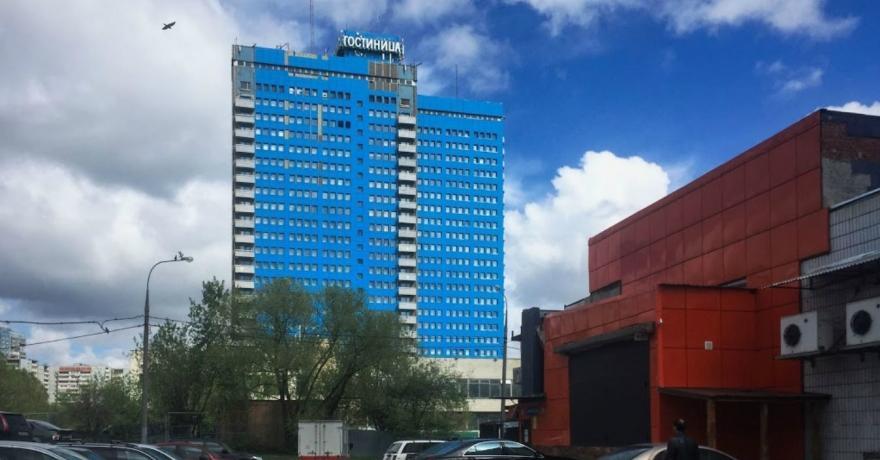 Официальное фото Отеля Молодежный 3 звезды