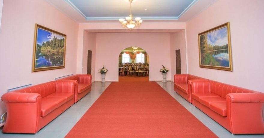 Официальное фото Парк-отеля Хвалынский  звезды