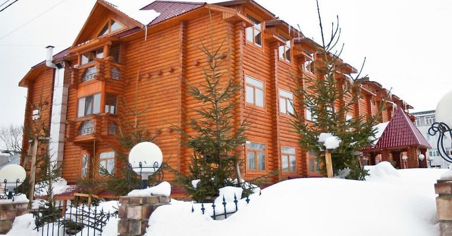 Официальное фото Отеля Белка 2 звезды