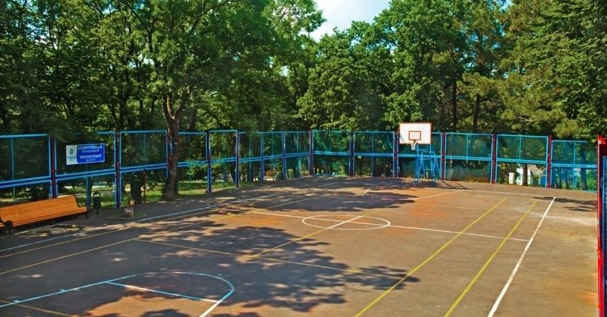Официальное фото Санатория Голубая Даль 3 звезды