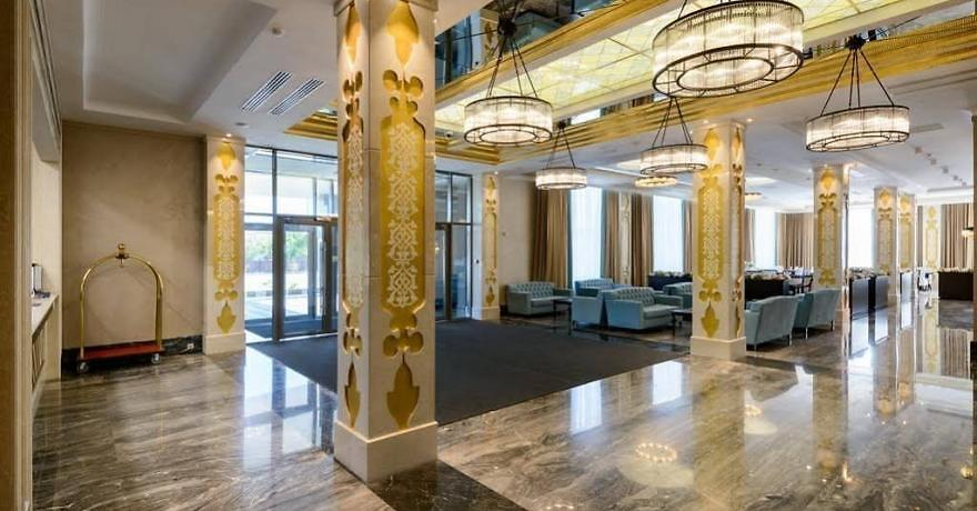 Официальное фото Отеля Азимут Кызыл 5 звезды