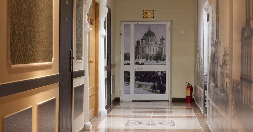 Официальное фото Гостиницы Постоялый Двор 3 звезды