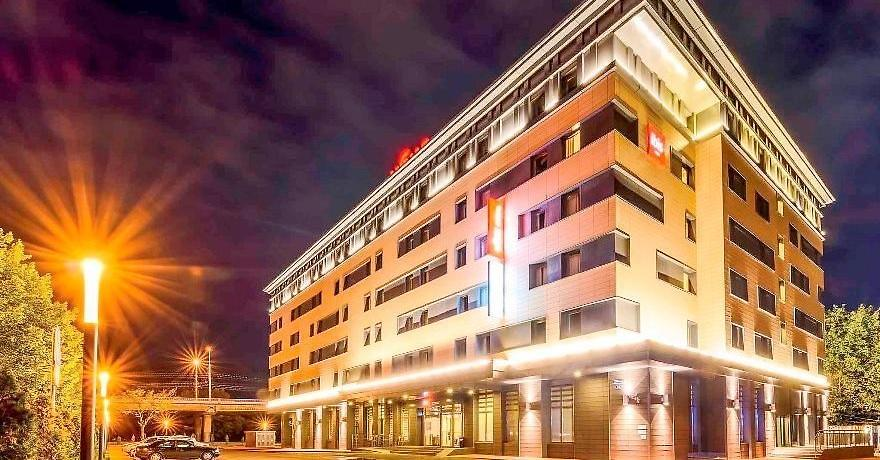 Официальное фото Отеля Ибис Калининград Центр 3 звезды