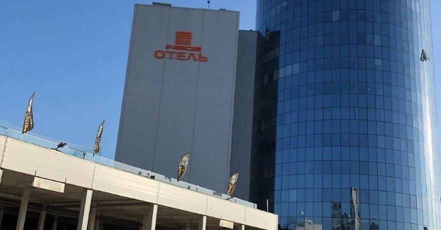 Официальное фото Отеля Инсайд Московский 4 звезды