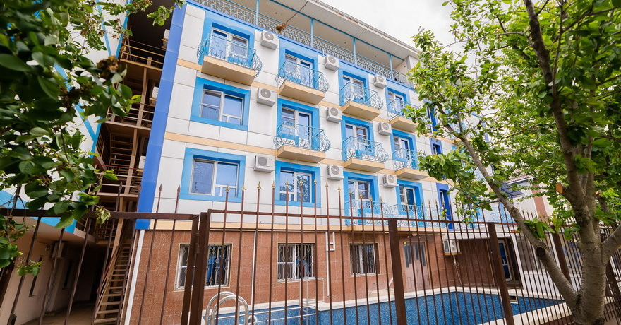 Официальное фото Отеля Островок  звезды