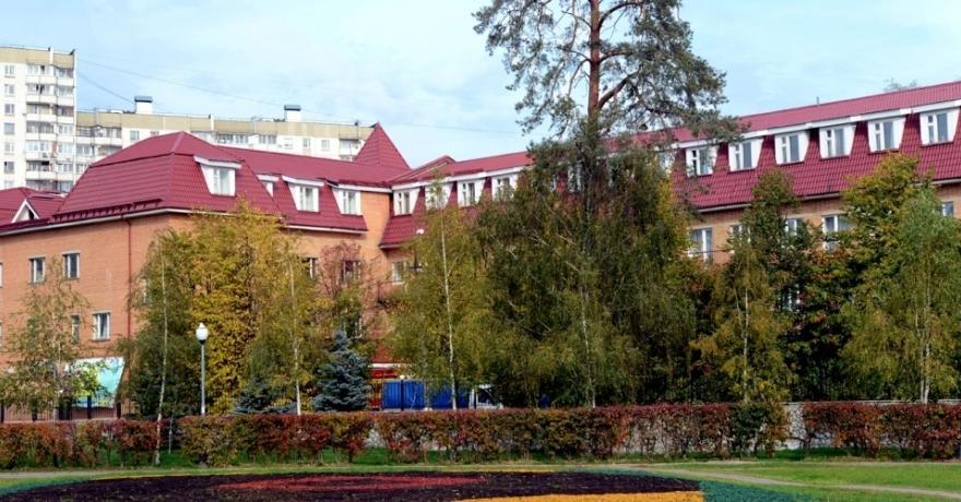 Официальное фото Отеля Рекорд 2 звезды