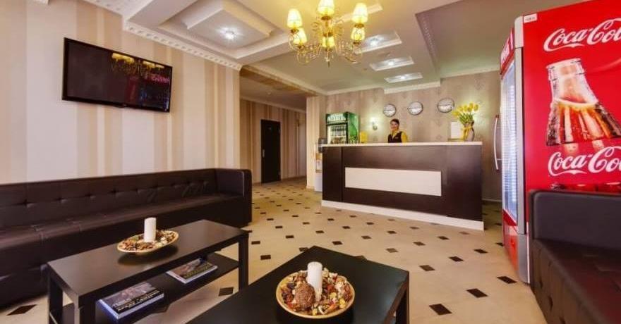 Официальное фото Отеля Вилла Диего  звезды