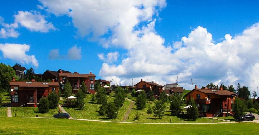 Официальное фото Отеля Свежий Ветер 4 звезды