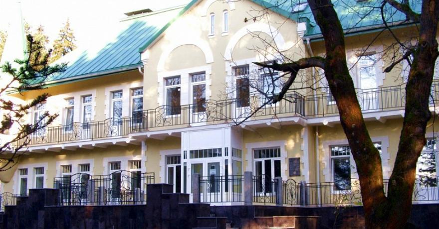 Официальное фото Санатория Имени Артема (Сергеева)  звезды