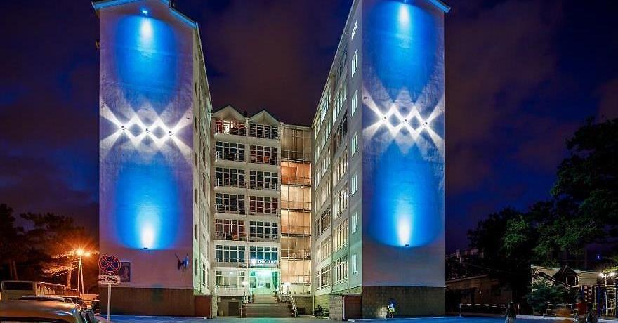 Официальное фото Отеля Кристалл 3 звезды