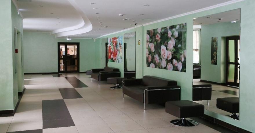 Официальное фото Отеля Ока Спа Резорт 3 звезды
