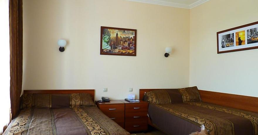 Официальное фото Отеля Ника 3 звезды