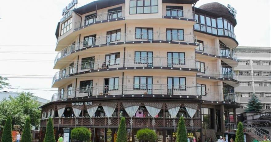 Официальное фото Отеля Плаза 4 звезды