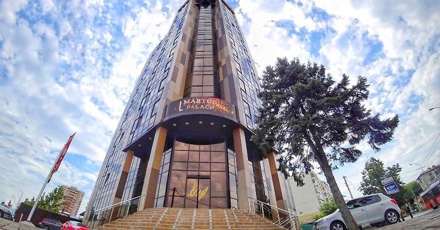 Официальное фото Отеля Мартон Палас Краснодар  звезды