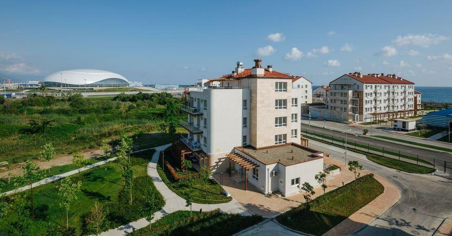 Официальное фото Отеля Имеретинский 4 звезды
