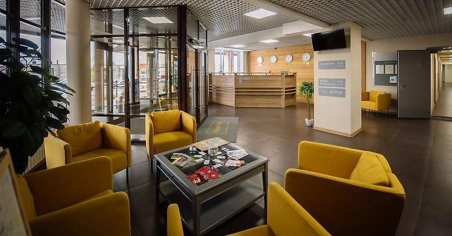 Официальное фото Отеля Стандарт 3 звезды