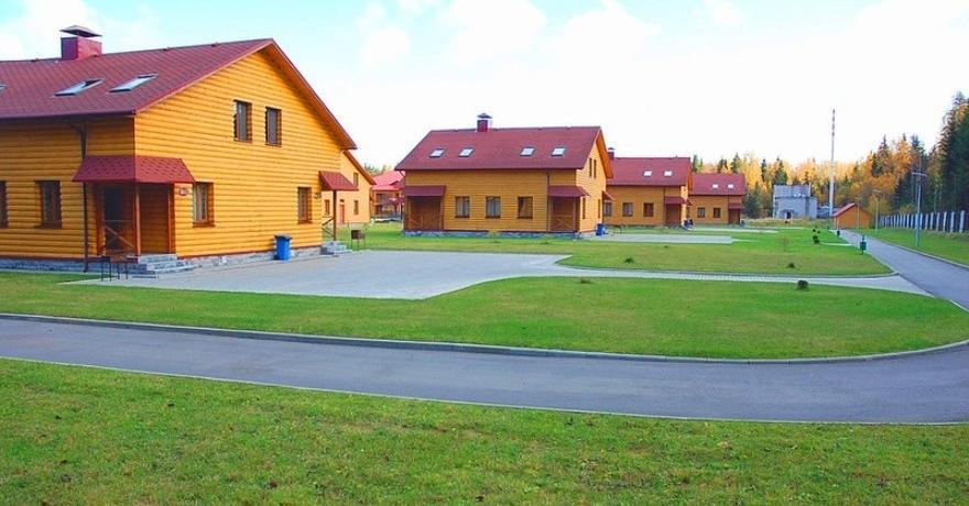 Официальное фото Парк-отеля Долина ИВолга  звезды
