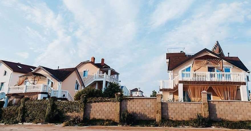 Официальное фото Гостевого дома Морская Феерия  звезды