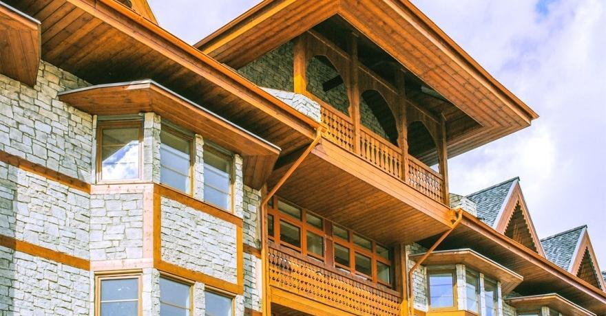 Официальное фото Апарт-Отеля Гималайский дом (ЭТНОМИР)  звезды