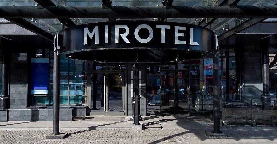 Официальное фото Отеля Миротель 4 звезды