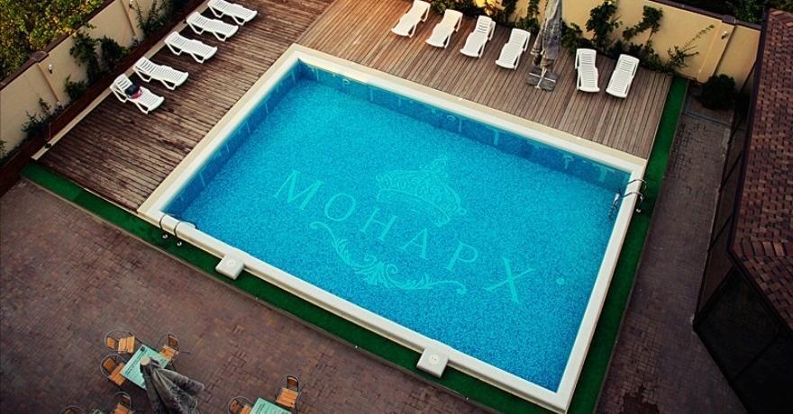 Официальное фото Отеля Монарх  звезды