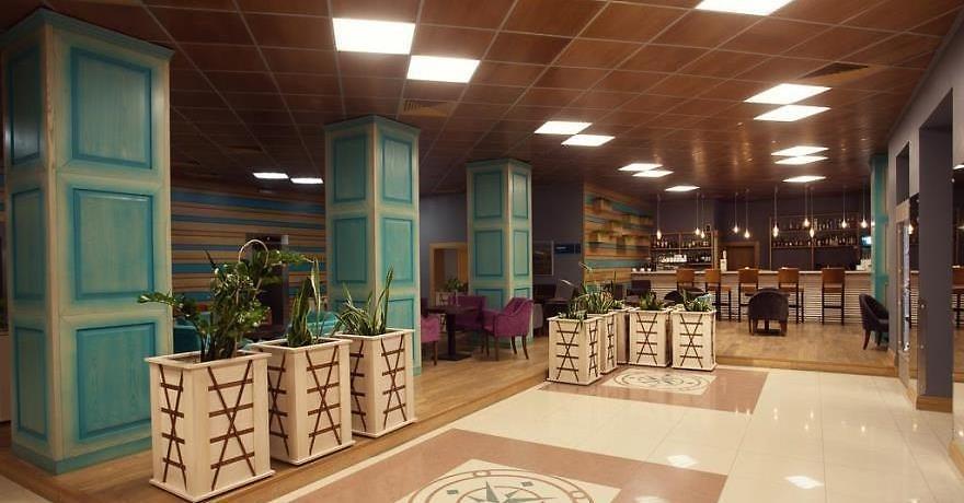 Официальное фото Отеля Восток 3 звезды