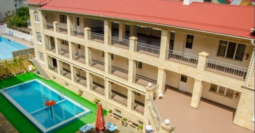Официальное фото Отеля Паллада 2 звезды