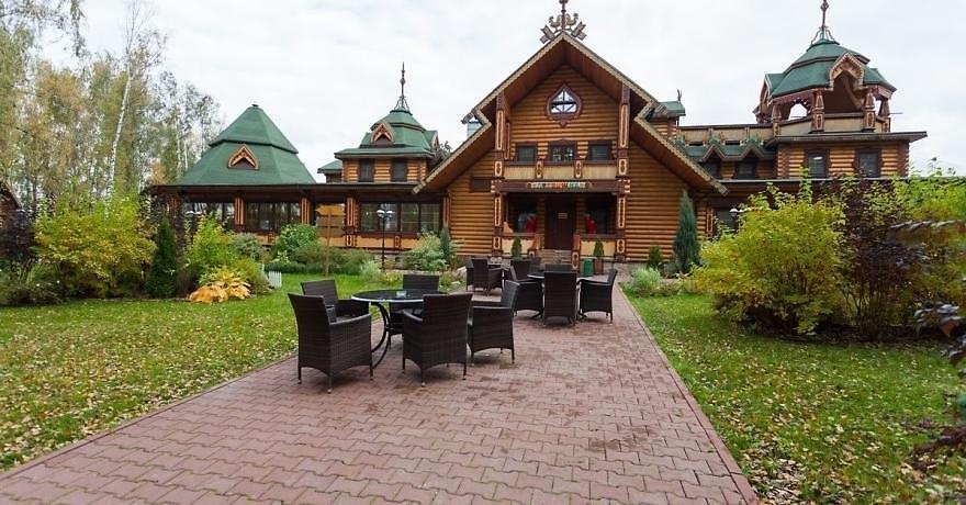Официальное фото Парк-отеля Орловский 5 звезды