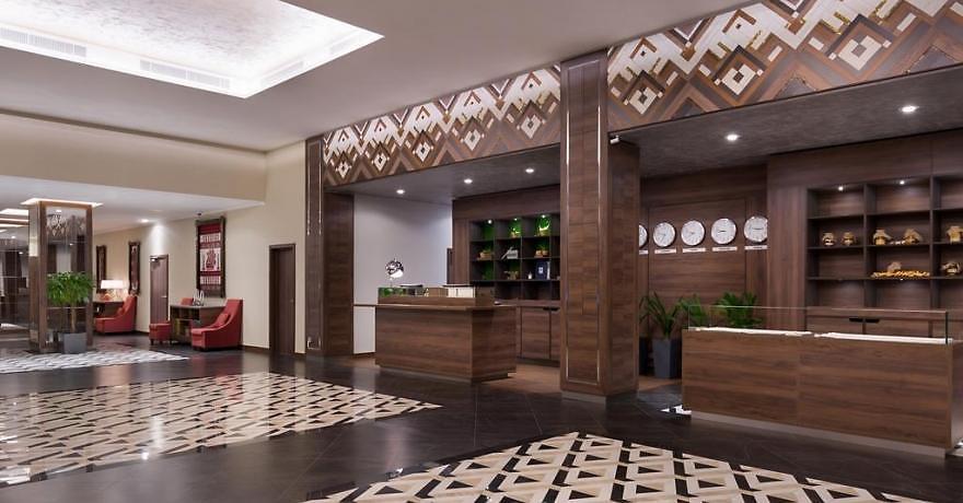 Официальное фото Отеля Рэдиссон Конгресс Центр Саранск 4 звезды