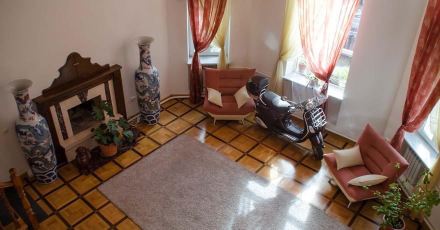 Официальное фото Отеля Форсаж 3 звезды