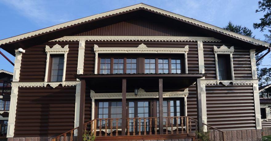Официальное фото Гостиницы Байкальская Резиденция  звезды