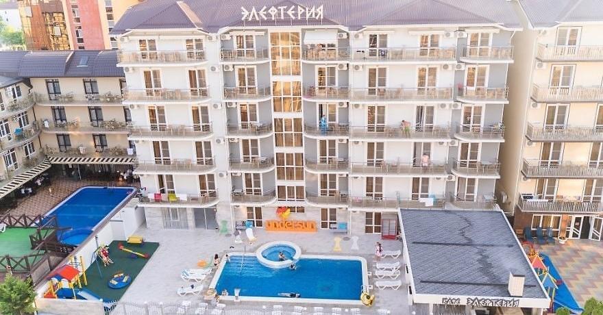 Официальное фото Гостиницы Элефтерия 3 звезды