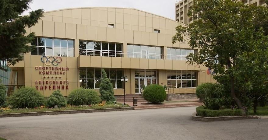 Официальное фото Отеля Волна Резорт & СПА 4 звезды