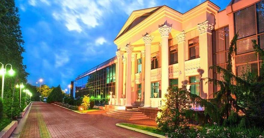 Официальное фото Санатория Черноморье 5 звезды