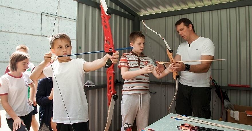 Официальное фото Детского лагеря Юный Строитель  звезды