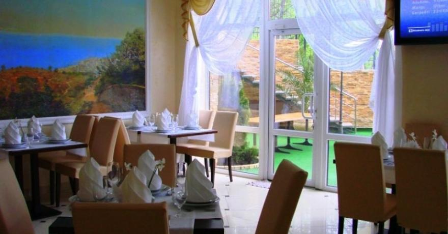 Официальное фото Отеля Villa Al Marine  звезды