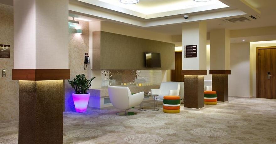 Официальное фото Отеля Four Elements Kirov 4 звезды