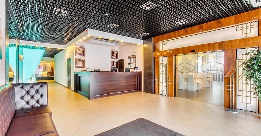 Официальное фото Отеля Инсайд Бизнес 4 звезды