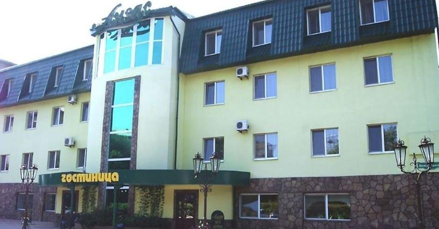Официальное фото Гостиницы Анзас 3 звезды