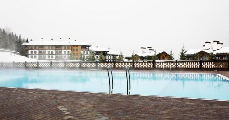 Официальное фото СПА-Отеля Поляна 1389 4 звезды