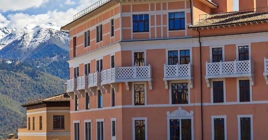 Официальное фото Отеля Новотель Конгресс  Красная Поляна 3 звезды
