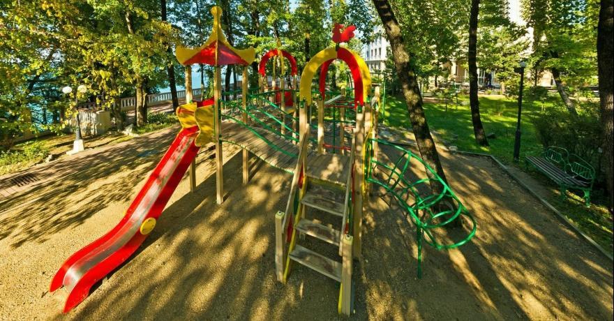 Официальное фото Санатория Зелёный Гай 3 звезды