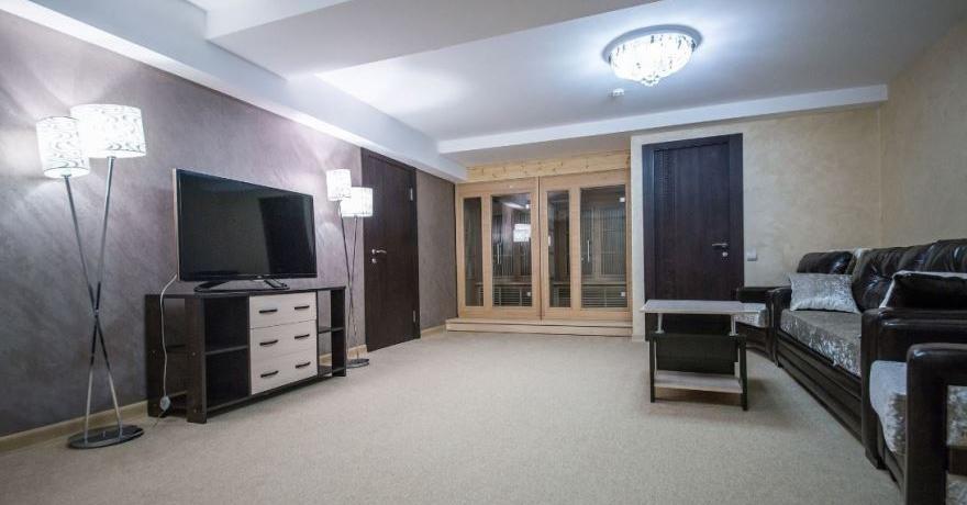 Официальное фото Отеля Аврора 4 звезды