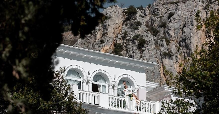 Официальное фото Отеля Вилла Голубой Залив 4 звезды