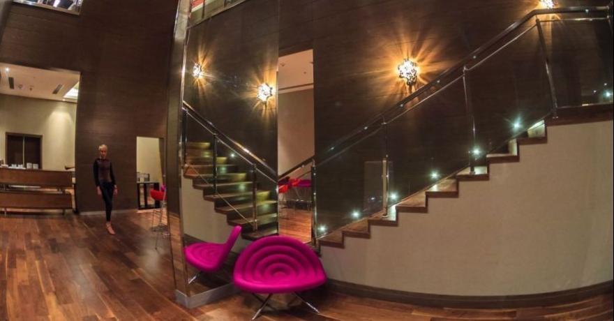 Официальное фото Отеля Ибис Стайлес 4 звезды