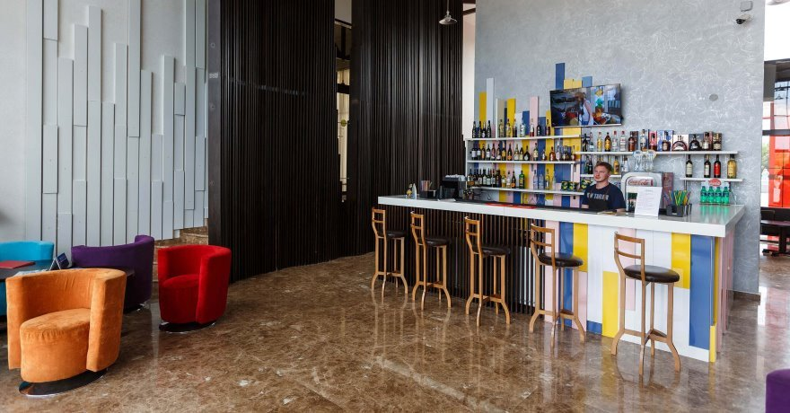 Официальное фото Отеля Дача дель Соль 4 звезды