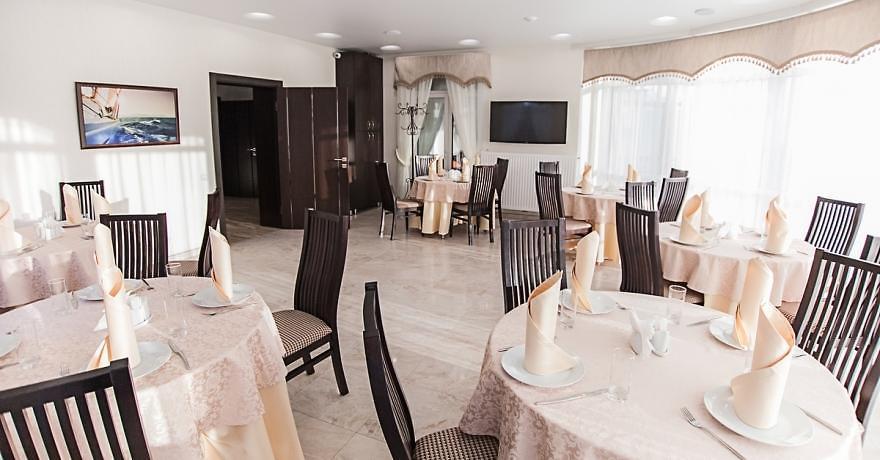 Официальное фото Отеля Регата 3 звезды