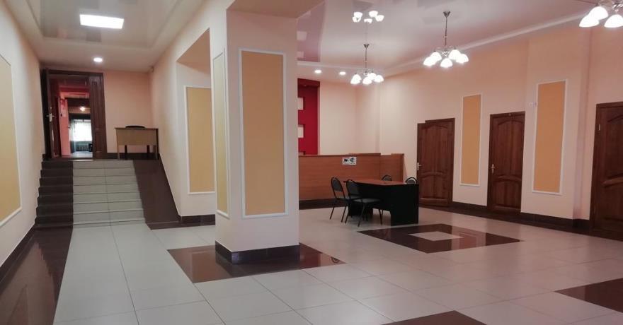 Официальное фото Гостиницы Амакс Курган  звезды