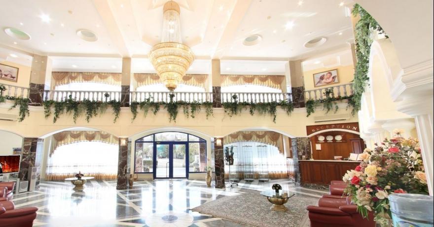 Официальное фото Пансионата Виктория-Отдых 4 звезды